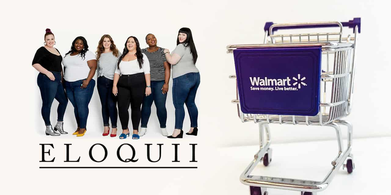 976ad389544 Walmart Buys Eloquii to Tap into Plus-Size Market