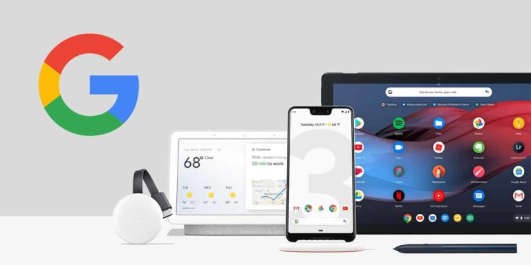 Google Launches New Phones and Other 2018 Devices