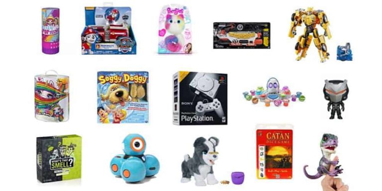 eBay Predicts Top 50 Hottest Toys and Trends for The 2018 Holiday Season