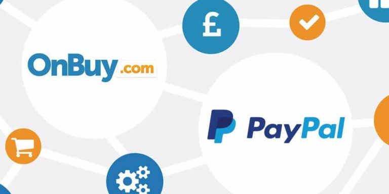 Marketplace OnBuy.com Partners with PayPal