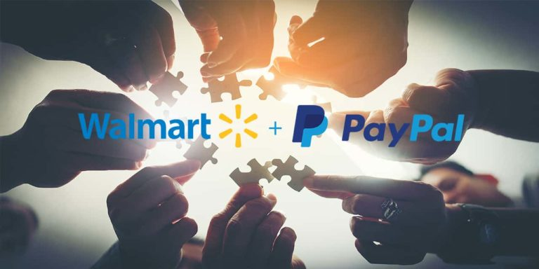 Walmart and PayPal Collaborate to Help Joint Customers