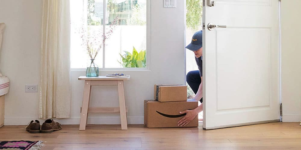 amazon key home delivery