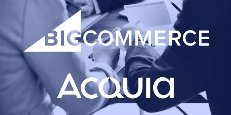 BigCommerce and Acquia Partner to Accelerate Content for eCommerce Initiatives