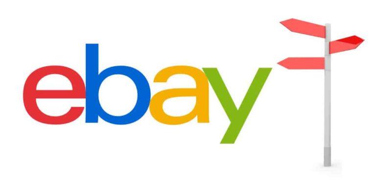 eBay U.S. eCommerce Market Share Drops Below 1 Percent