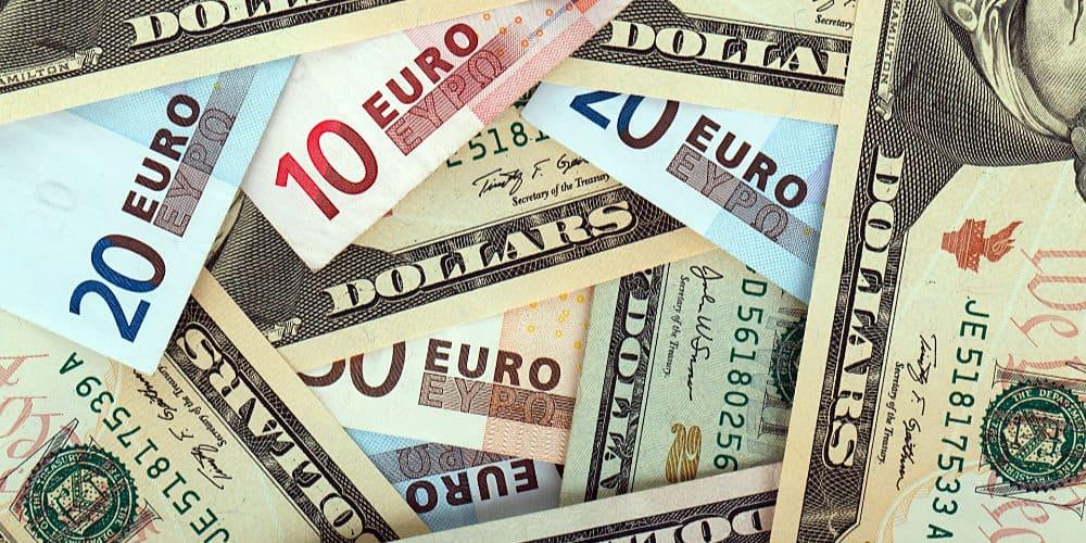 currency conversion usdollar euro