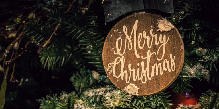 Merry Christmas – We Will Be Back on December 26