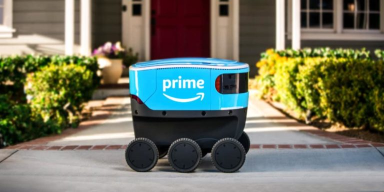 Amazon Field Testing Robot Delivery System – Amazon Scout