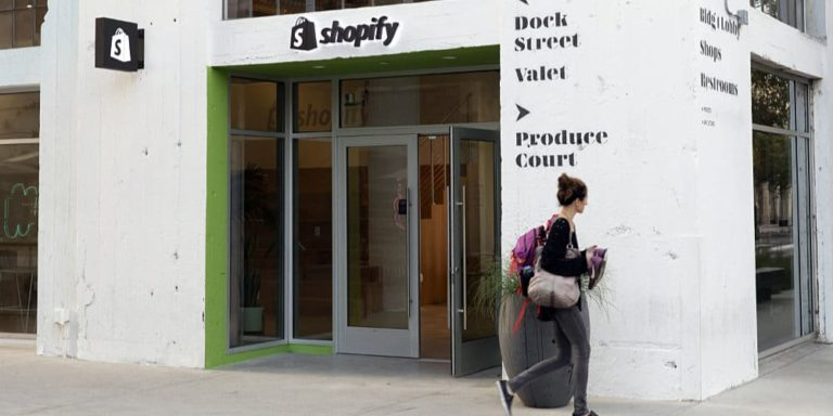 Shopify Opens Its First Brick-and-Mortar Entrepreneur Space in Los Angeles
