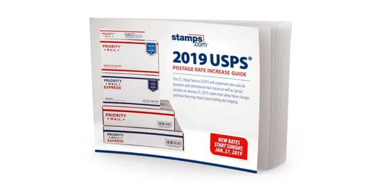 Stamps.com Releases USPS Postage Rate Increase Guide