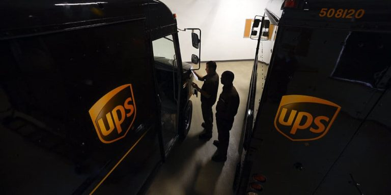 UPS Announces Rate Increases, Effective December 24