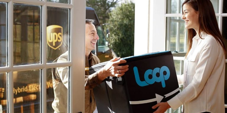 UPS Launches First-Of-Its Kind Reusable Consumer Packaging Solution