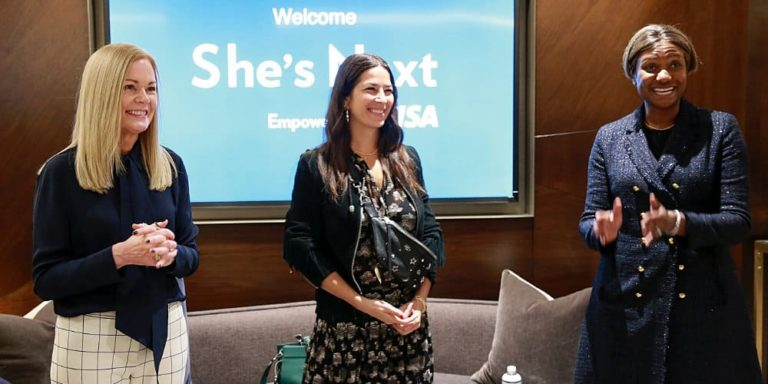 Visa Champions Female Entrepreneurs in 2019 with She's Next Global Initiative