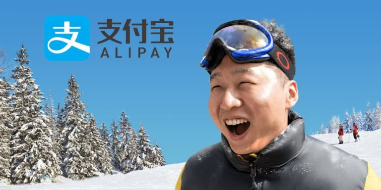 Alipay – Chinese outbound travelers embrace mobile payments