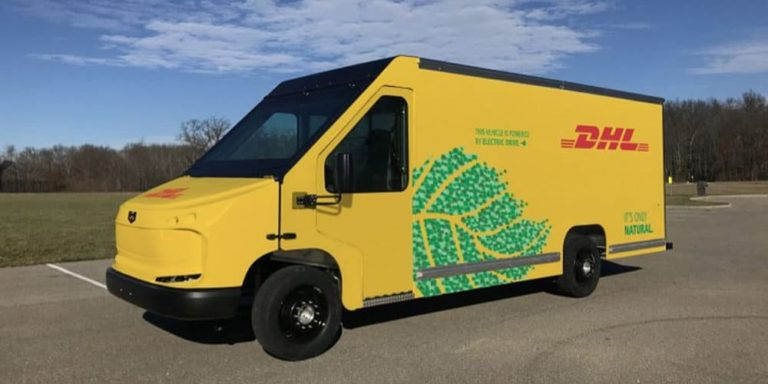DHL Expands Green Fleet in US with New Electric Delivery Vans