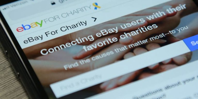 eBay Sets Record – Raised Nearly $102 Million for Non-Profits in 2018
