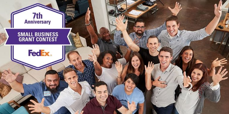 FedEx Launches Seventh Annual Small Business Grant Contest With Prize Pool Of $220,500