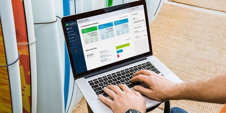 QuickBooks Sales Tax Offers Easy Sales Tax Compliance For Online Businesses