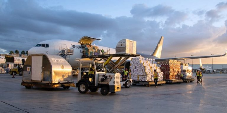 UPS Expects To Transport 89 Million Flowers For Valentines Day