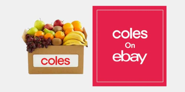 eBay and Coles partner in Australia to offer online grocery shopping