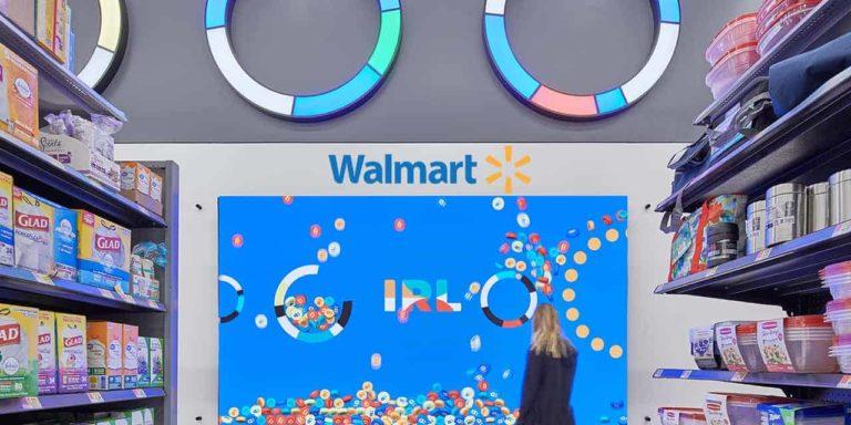 Walmart Opens First Intelligent Retail Lab