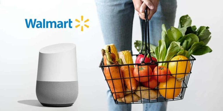 Walmart Announces New Grocery Shopping Voice Ordering Capabilities