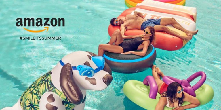Amazon Releases The #SmileItsSummer Trend Report