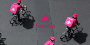 Foodora Couriers in Toronto to Unionize