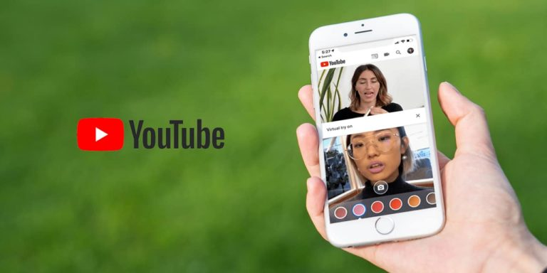 Virtual Makeup Trial With YouTube's AR Feature