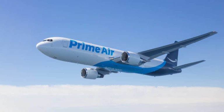 Amazon adds 15 more freighter aircraft to its air network fleet