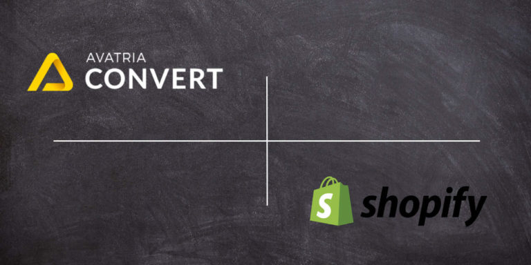 Avatria Convert now available to Shopify merchants to improve conversion rates