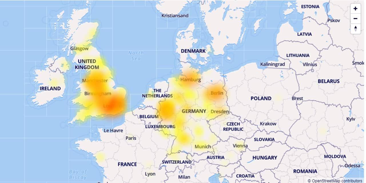 ebay down june 12 europe