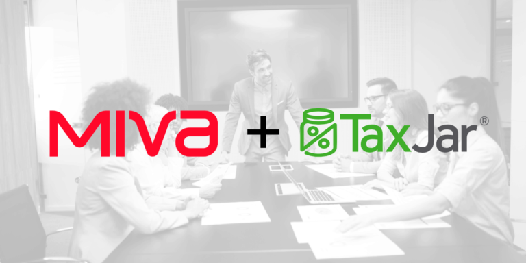 Miva Partners With TaxJar to Offer Sales Tax Automation for Online Sellers