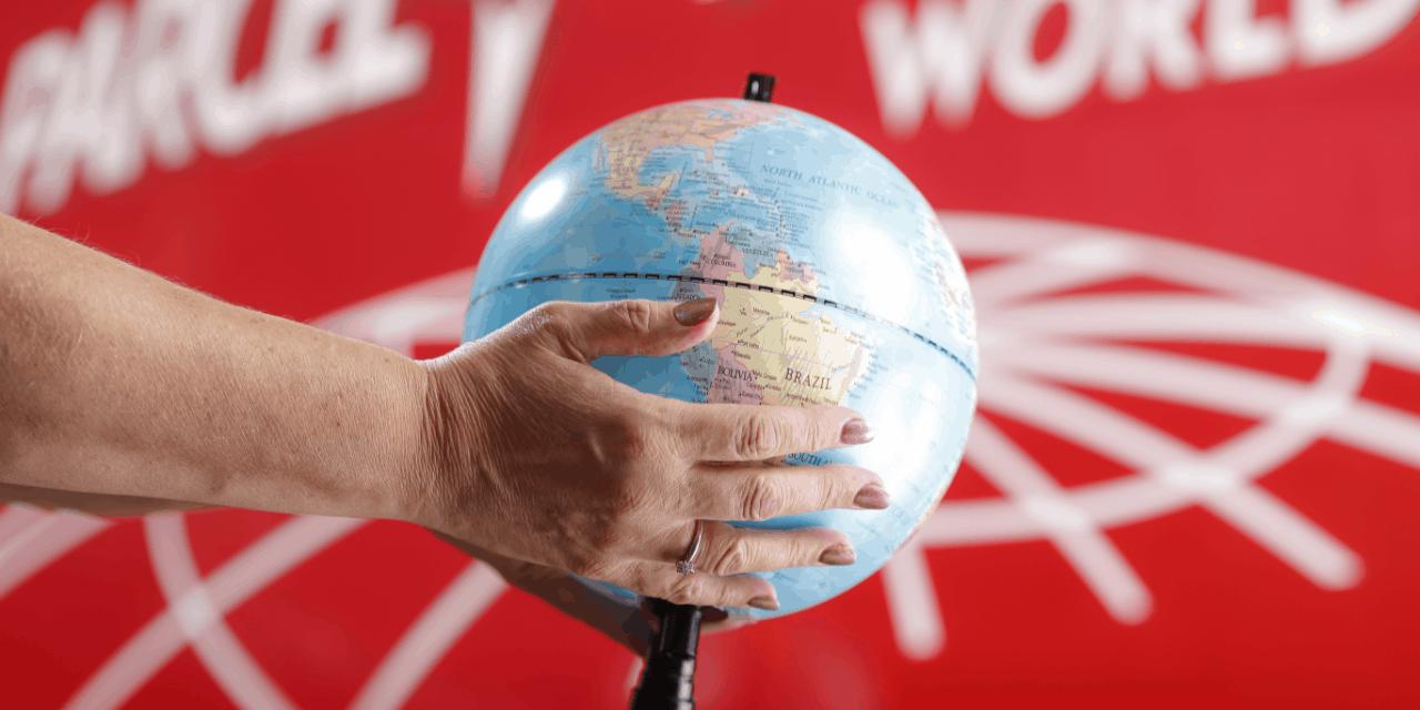 parcelforce worldwide globe