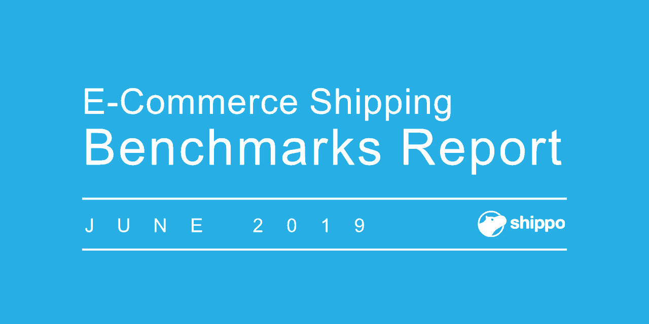 Shippo ecommerce benchmarks report