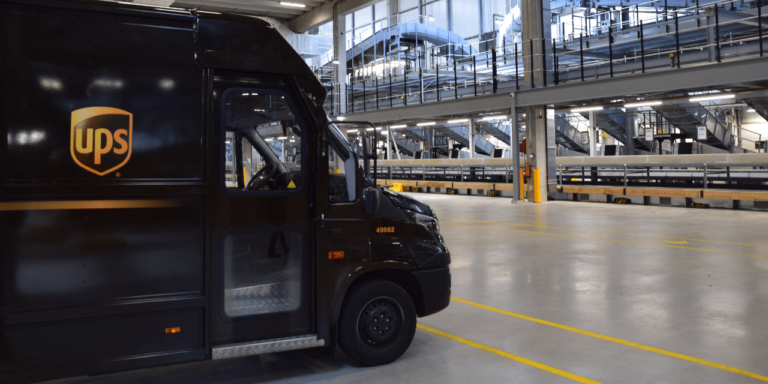 UPS officially opens new European Superhub in Eindhoven, the Netherlands