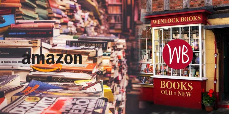 Renowned Bookstore's Impending Closure Blamed on Amazon