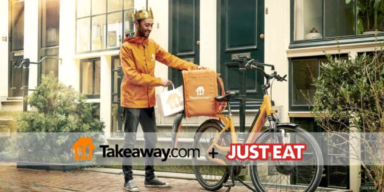 Takeaway.com Wants to Acquire Just Eat