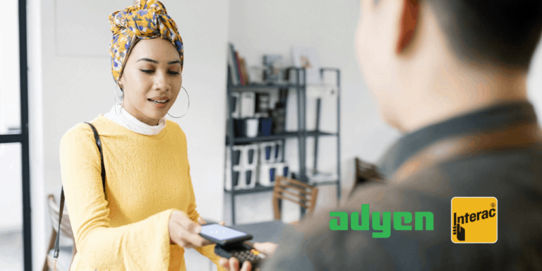 Adyen now supports Interac Debit in Canada
