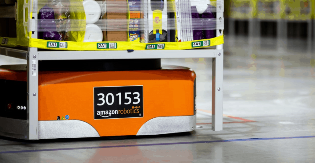 Amazon Fulfillment Robotics