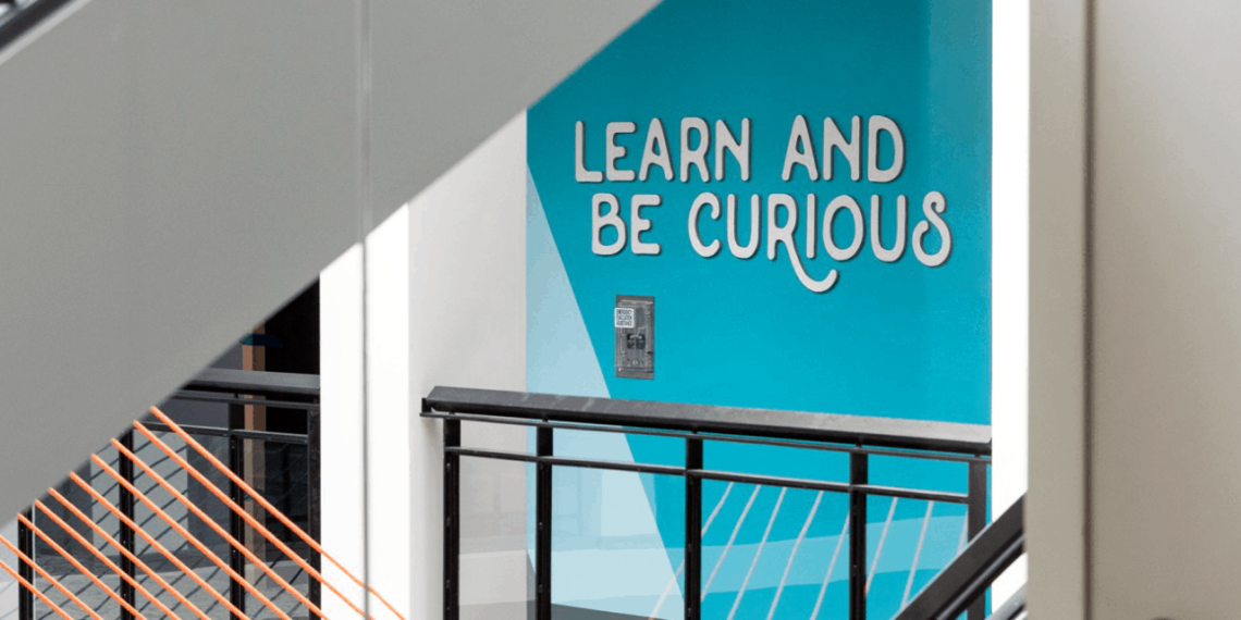 Amazon - Learn And Be Curious