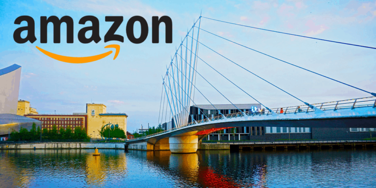 Amazon to create over 2,000 permanent new jobs in the UK this year