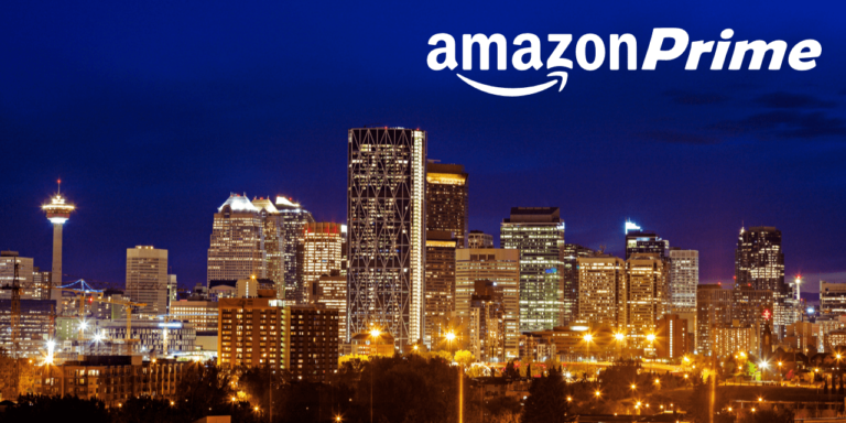 Amazon Canada expands free same-day delivery to Calgary