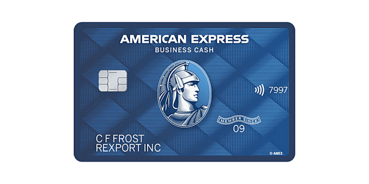 American Express Business Cash Card