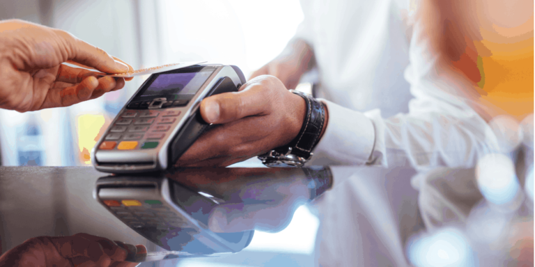 Benefits of using card readers when accepting payment