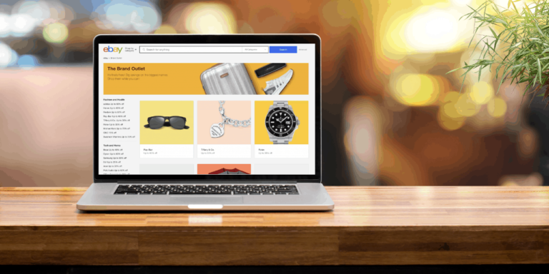 Is eBay becoming an online brand name outlet mall?