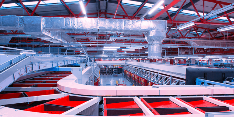 Royal Mail rolls out advanced parcel sorting technology in its Bristol Centre