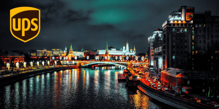 UPS launches new express freight services in Russia