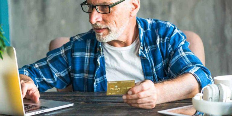 54% of British Senior Citizens Shop Online