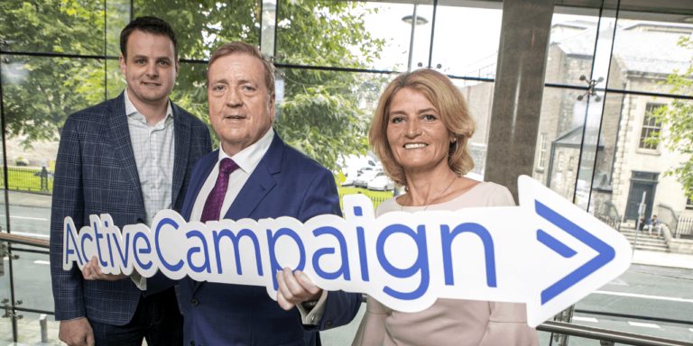ActiveCampaign opens office in Dublin Ireland to serve European market