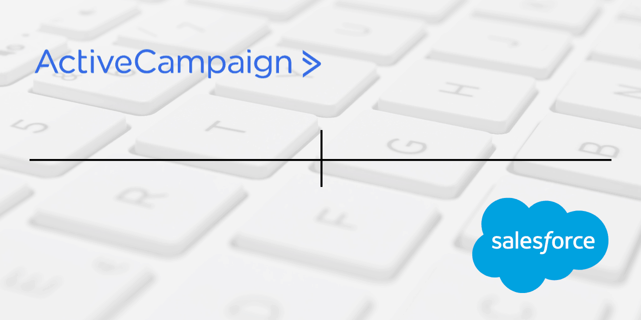 ActiveCampaign and Salesforce